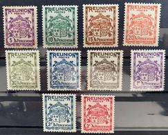 1933 Y Et T 16/25* - Impuestos