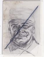 Légionnaire 1925 - L'oeuvre Originale Est Au Musée De La Légion Etrangère à Aubagne (N°5) - Régiments
