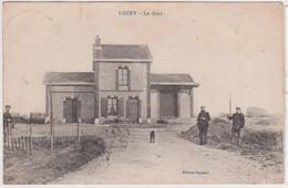 LUCEY -  La Gare - Sonstige Gemeinden