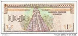 GUATEMALA  P. 98 1/2 Q 1998 UNC - Guatemala