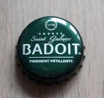 Capsule De Soda Source Badoit Saint Galmier - France - Soda