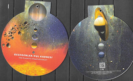 TURKEY, 2020, MNH, PLANETS, SOLAR SYSTEM,BOOKLET WITH 8 PANES, NICE! - Astronomie