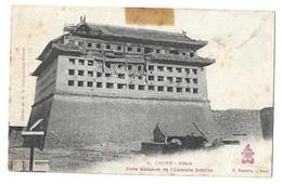 CHINE - CHINA -  PEKIN - PEKING ,Porte Hatamen De L ' Enceinte Fortifiée - China