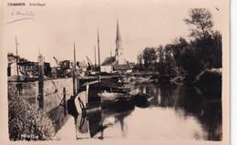 """Schelle - Scheldegat - Fotokaart Photo Industrie """"Escamator"""" - Schilde"""