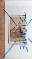 Photographie CDV Militaire Soldat Officier Armée Napoléon Médaille C.1862-70 Chien Atelier Photographe G MALARDOT METZ - War, Military
