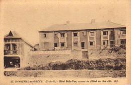 S42-007 Saint Michel En Grève - Hôtel Belle-Vue, Annexe De L'Hôtel Du Lion D'Or - Saint-Michel-en-Grève
