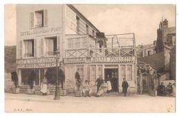 """76 642 - LE HAVRE - Café Restaurant """"Hotel Du Nouveau Port"""", Henri Binet, 10 Boulevard Maritime - Non Classificati"""