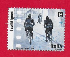 ITALIA REPUBBLICA USATO 2018 - Cinema Italiano - I Soliti Ignoti - Tar. B - S. 3842 - 2011-...: Used
