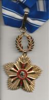 Donneur De Sang / Médaille Civile De Commandeur Du Mérite Du Sang - Professionnels / De Société