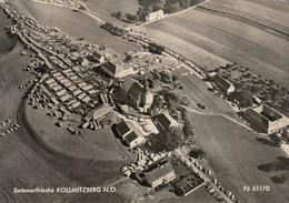 AK - KOLLMITZBERG (Ardagger) - Fliegeraufnahme 1960 - Amstetten