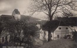 AK - WEIZ - Partie Am Weizberg Mit Taborkirche 1925 - Weiz