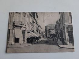 ATH Rue Du Moulin Animée Obl 1925 - Ath