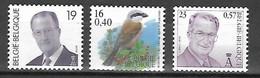 OCB Nr R85 + R95 + R101 Rol Rouleau MNH !! - Coil Stamps