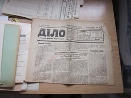 Dilo Lwiw 1927 - Boeken, Tijdschriften, Stripverhalen