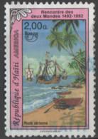 Haiti - #857 - Used - Haiti