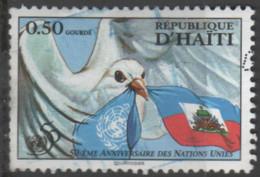 Haiti - #866 - Used - Haiti