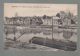 CPA - 02 - Soissons - Bords De L'Aisne - Soissons