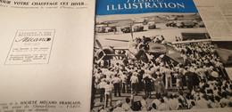 ILL 47/DE GAULLE ALENCON./JAMBOREE MOISSON /VOSGES VITTEL MIRECOURT /SAINT WANDRILLE /TUNISIE - 1900 - 1949