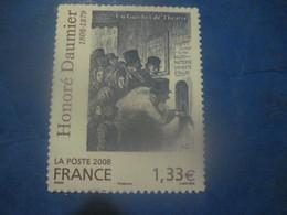 Oeuvre D'Honoré DAUMIER Autoadhésif Neuf ** AA 224 (avec Port Recommandé R2 Gratuit) - Autoadesivi