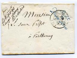 Franchise PREFET DEUX SEVRES + T12 Niort / 1830 - 1801-1848: Precursori XIX