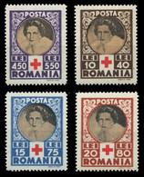 RUMÄNIEN 1945 Nr 827-830 Postfrisch S0199A6 - 1918-1948 Ferdinand, Charles II & Michael