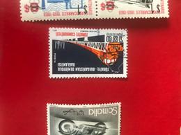 TURCHIA IL TRENO  1 VALORE - Briefmarken