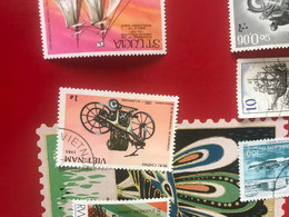 VIETNAM LA MOTOCICLETTA 1 VALORE - Briefmarken