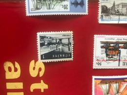 TURCHIA AEREI 1 VALORE - Briefmarken