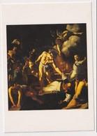 ART / PAINTING - AK 385915 Roma - S. Luigi Deo Francesi - Michelangelo - Merisi Da Caravaggio - Martirio Di S. Matteo - Schilderijen