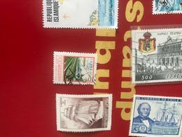 CINA IL TRENO 1 VALORE - Briefmarken