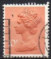 GRANDE BRETAGNE N° 782 O Y&T 1976 Elizabeth II - 1952-.... (Elisabetta II)