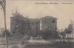 PORTOCIVITANOVA-MACERATA-ISTITUTO FEMMINILE=STELLA MARIS=-CARTOLINA VIAGGIATA IL 26-12-1913 - Macerata