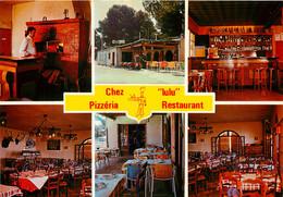 Istres, Sur Les Bords De L'étang De Berre, Les Heures Claires, Pizzéria Chez Lulu (scan Recto-verso) KEVREN0200 - Istres