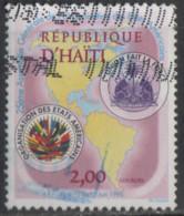 Haiti - #862 - Used - Haiti
