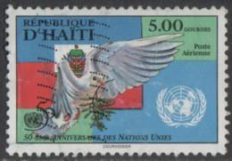 Haiti - #871 - Used - Haiti