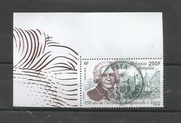 1182   BOUGAINVILLE  Beau Cachet Et Bdf   (clascamerou25) - Frans-Polynesië