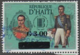 Haiti - #876 - Used - Haïti