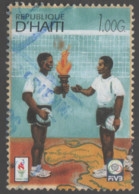 Haiti - #879c - Used - Haiti