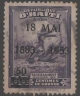Haiti - #C61 - Used - Haiti