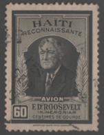 Haiti - #C34 - Used - Haiti