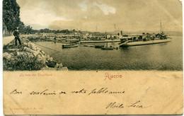 2A-CORSE  - AJACCIO - La Baie Des Torpilleurs           Collection Cardinali - Ajaccio