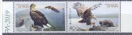 2019. Mountainous Karabakh, Europa 2019, National Bird, 2v Mint/** - Armenia