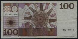 Netherlands 100 Gulden. Neerlandsche Bank Note. Pick #p93. 1970 - Other
