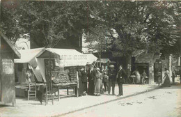 17 ROYAN 1912 Marchand Cartes Postales M. COUGRAND Aux Plus Belles Vues De Saint Georges CARTE PHOTO - Royan