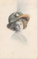 Sans Titre écrite De Trazegnies (Belgique) En 1911 - Women