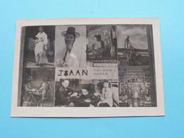 J8AAN Inchon. KOREA > WOZEP > USA San Francisco Emmett A. Parrish (Major USAF) 1948 ( See / Voir Photo ) - Radio Amatoriale