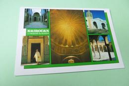 KAIROUAN ...MOSQUEE SIDI SAHBI - Islam
