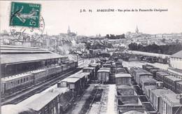 16 - Charente - ANGOULEME -   Vue Prise De La Passerelle Chaignaud - Angouleme
