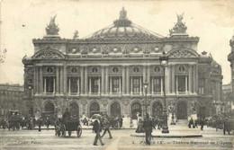 PARIS Theatre National De L'Opera   Recto Verso - Distretto: 01