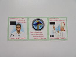 Sevios / Papoea-New-Guinea / **, *, (*) Or Used - Papua-Neuguinea
